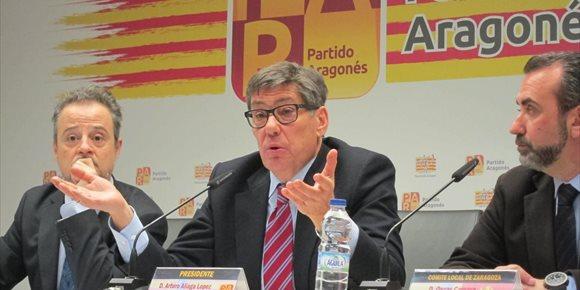 1. El PAR crítica el anuncio de la aplicación de la reforma del impuesto de sucesiones en año electoral