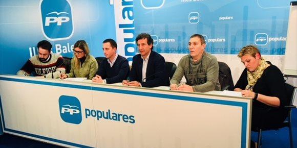 7. El PP aprueba las Jornadas Minicipalistas para el 14 y 15 de abril en Sa Coma