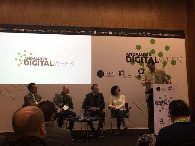 Jornada en 'Andalucía Digital Week'