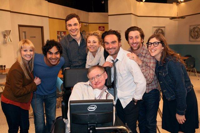 Tributo Stephen Hawking