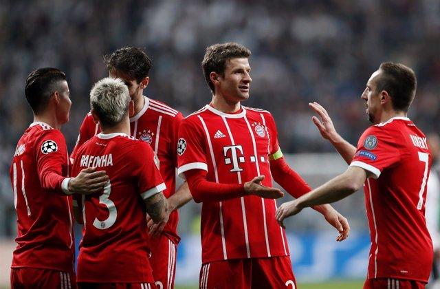 Besiktas - Bayern Múnich