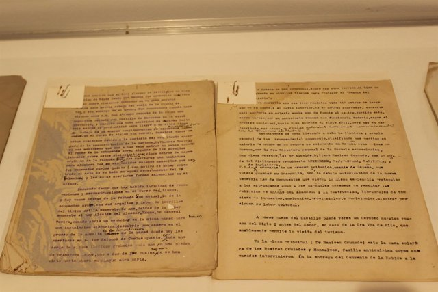 Exposición 'Elena Whishaw. Cien años de su encuentro con Niebla'