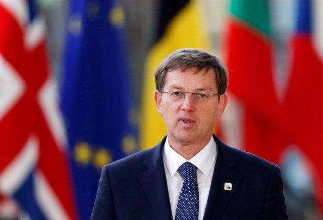 El primer ministro de Eslovenia, Miro Cerar