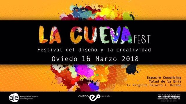 Cartel 'La Cueva Fest'