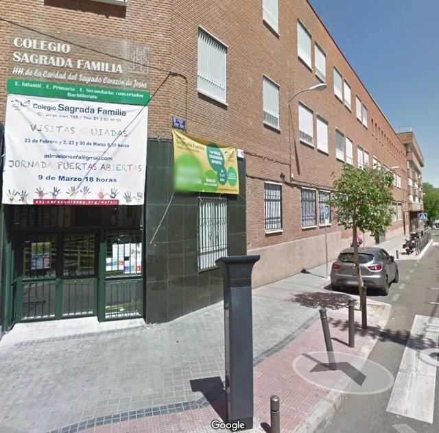 Colegio Sagrada Familia de Madrid