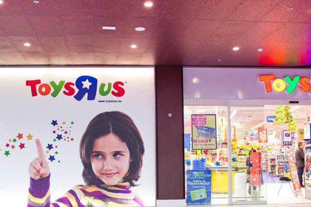 Tienda Toys R Us