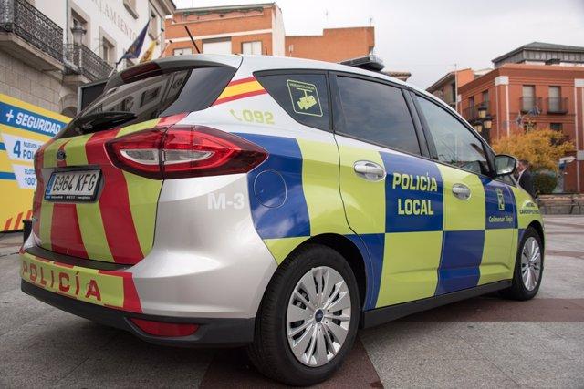 Policía Local de Colmenar Viejo