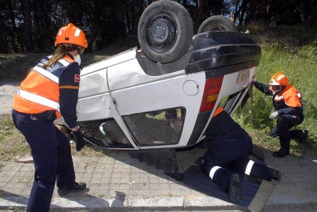 Curso De Intervención En Accidentes De Tráfico Academia De Policía De Madrid