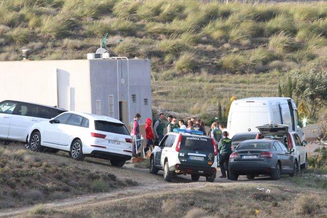 La Guardia Civil  Trasladar A Ana Julia, La Mujer Detenida Por El Crimen Del Niñ