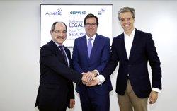 Cepyme, Ametic i BSA s'uneixen per promoure l'ús legal de programari en empreses espanyoles (AMETIC)