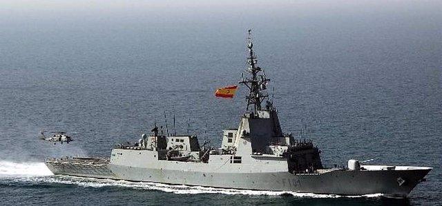 Fragata Méndez Nuñez