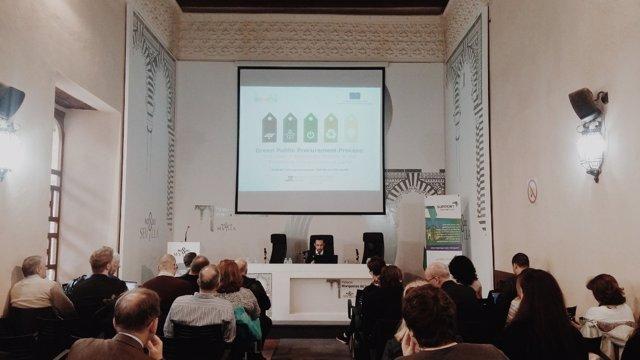 Reunión del proyecto 'Support' en Sevilla