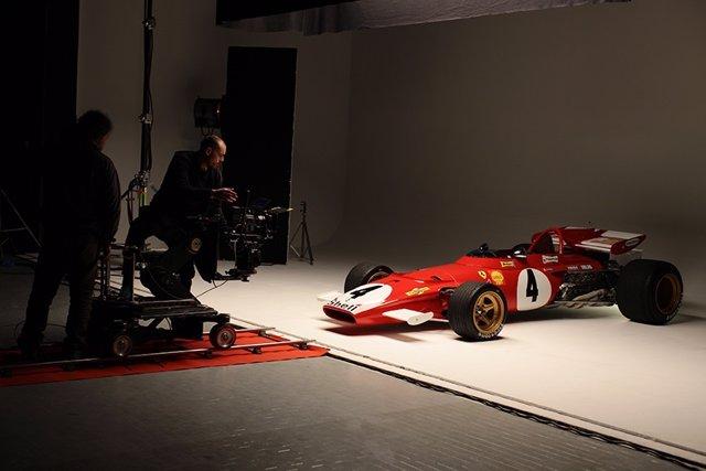 El primer documental del Ferrari 312B llega a la gran pantalla