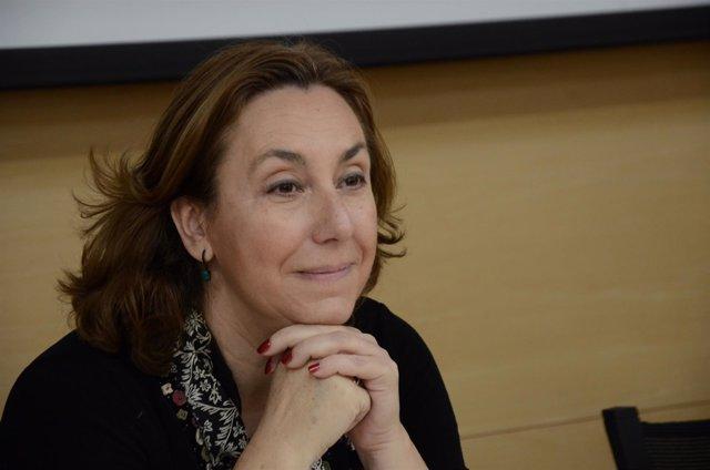 Silvia Valmaña Directora General de Familia