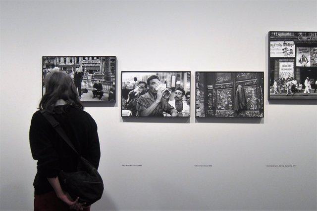 Exposición antológica dedicada al fotógrafo Xavier Miserachs en La Pedrera