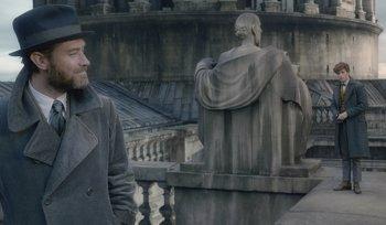 Foto: Avalancha de nuevas imágenes de Animales Fantásticos: Los crímenes de Grindelwald