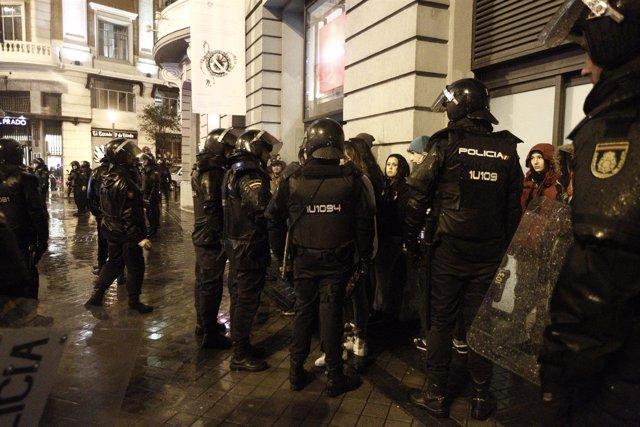 Manifestación Madrid Jaque al Rey