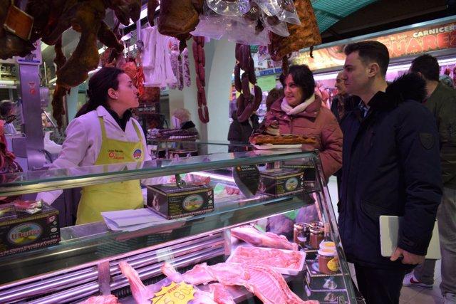 """El Psoe De León Reclama """"Fomentar"""" El Mercado Del Conde Luna Para """"Potenciar"""" Lo"""