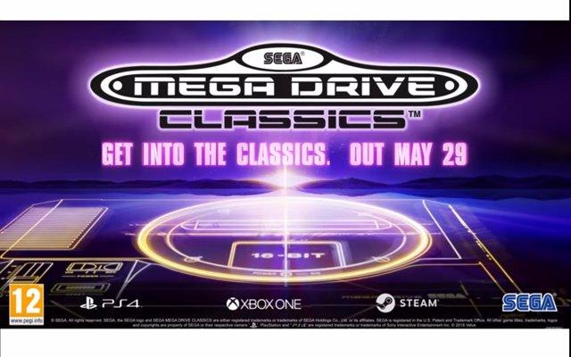 Sega Mega Drive Classics Reune Mas De 50 Juegos Clasicos Para