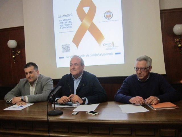 EL COLEGIO DE MÉDICOS PRESENTA EL BALANCE DE AGRESIONES