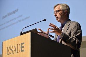 Joan Massagué apela a empresas a involucrarse en la investigación de la metástasis (IRB BARCELONA/JORDI CASAÑAS)