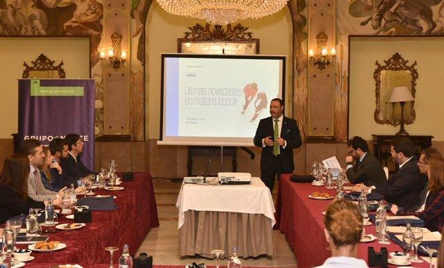 Fwd: Nota De Prensa: Grupo Norte Advierte En Canarias Del Nuevo Marco Laboral Qu
