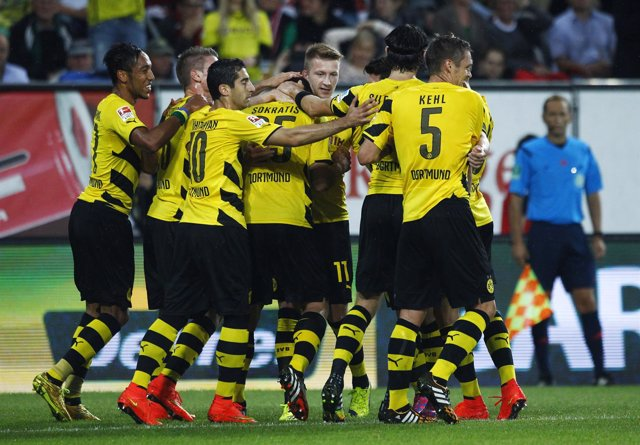 Borussia Dortmund Augsburgo Bundesliga