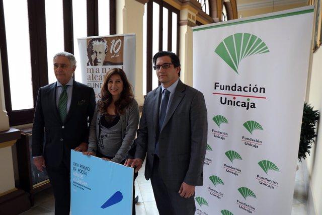 Presentación del Premio de Poesía Manuel Alcátara
