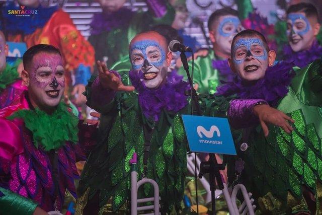 Resultado de imagen de El Ayuntamiento de Santa Cruz de Tenerife abona más de 313.000 euros a los grupos del Carnaval por sus actuaciones