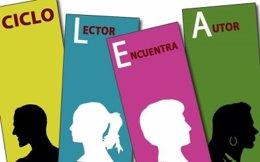 Cartel ciclo 'Lector encuentra autor'