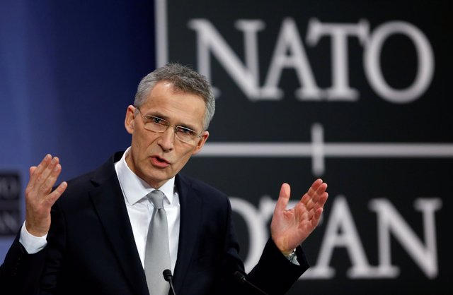 Jens Stoltenberg, secreatio general de la OTAN