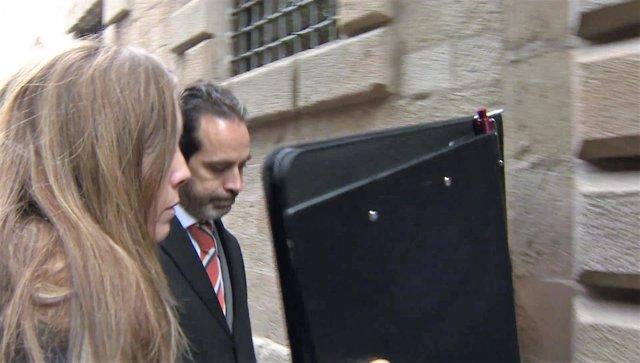 El secretario de Difusión de la Generalitat Antoni Molons