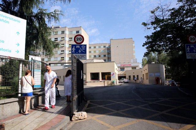 Hospital, urgencias, Sanidad, Gregorio Marañón, Médico, sanitario, salud
