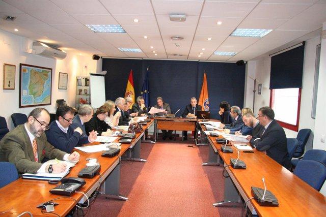 Reunión de coordinación del simulacro europeo EU RIWATEREX 2018