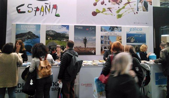 Industria Salon Turismo Paris