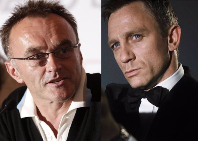 Boyle director de Bond 25