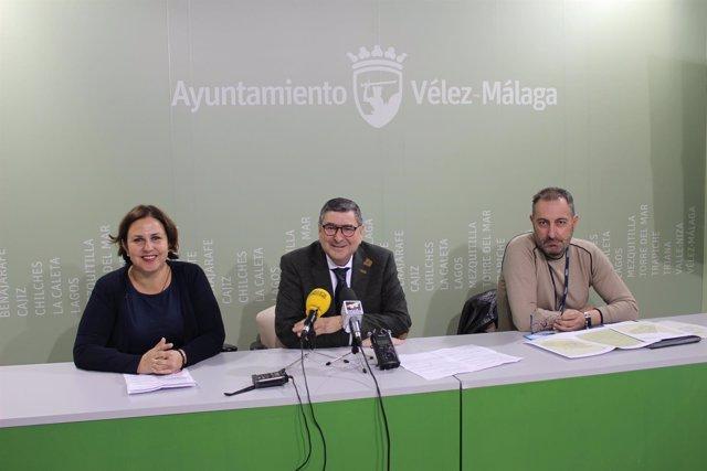 Antonio Moreno Ferrer alcalde de Vélez edil de nuevas tecnologías y Telefónica