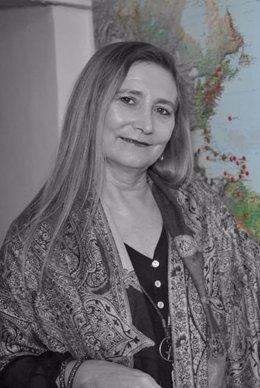 Eva Blasco, presidenta de EVAP