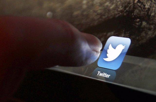 Recurso de red social Twitter