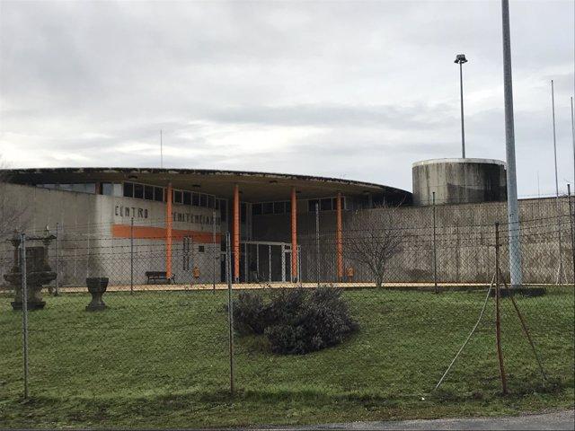 Prisión de A Lama, en Pontevedra, cárcel