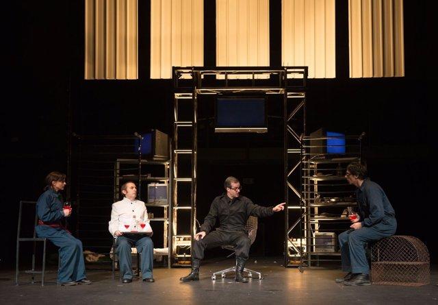 Foto '1984' en el Teatro Galileo
