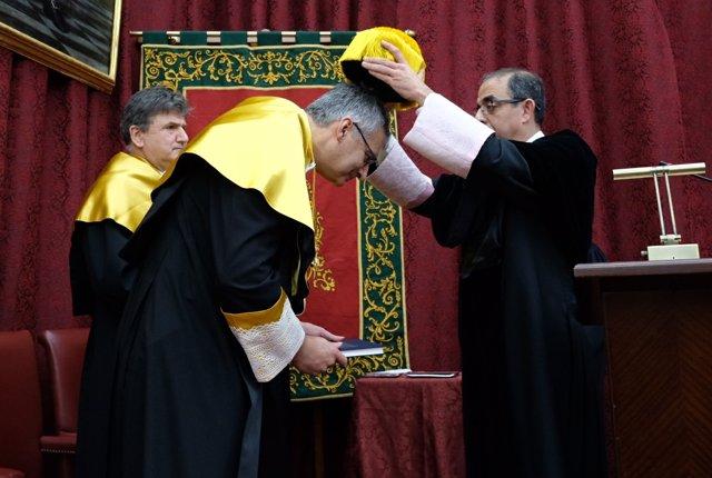Investidura Honoris Causa Del Dr. Andrés M. Lozano