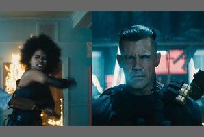 Más Cable y más Domino en los reshoots de 'Deadpool 2'
