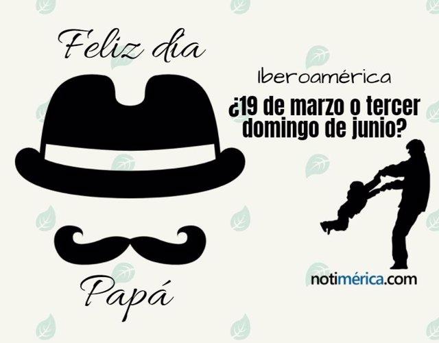 Portada Día del Padre en Iberoamérica