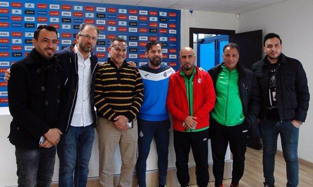 El RCD Espanyol abre fronteras con la sexta RCDE Academy en Bagdad