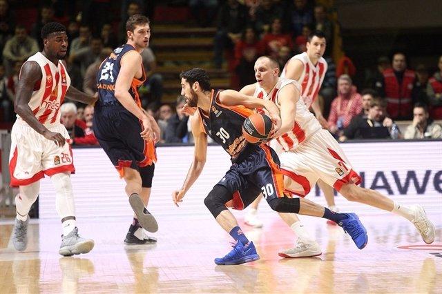 Joan Sastre, Valencia Basket