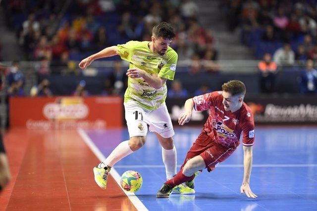 El Palma Futsal da la primera sorpresa de la Copa