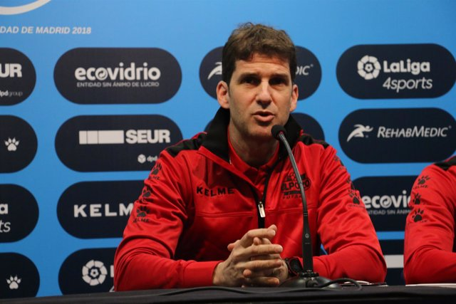 El entrenador de ElPozo Murcia, Duda