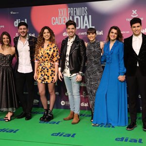 Los chicos de 'Operación Triunfo' ponen el broche de oro a los Premios Cadena Dial