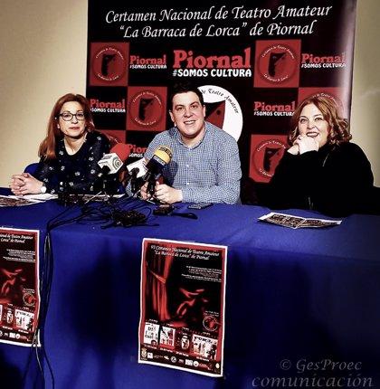 """El VI Certamen Nacional de Teatro Amateur """"La Barraca de Lorca"""" de Piornal levanta el telón este fin de semana"""